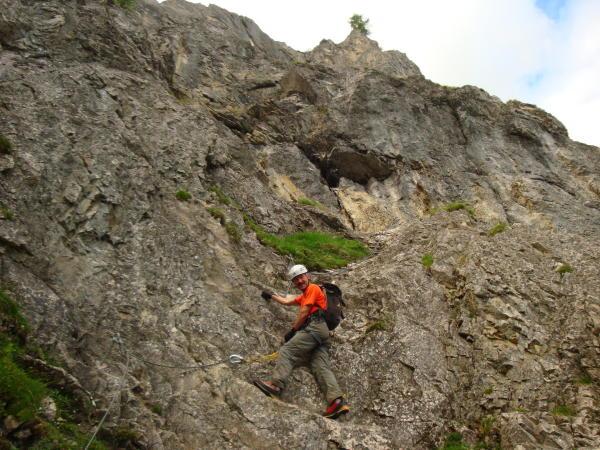 Klettersteig Engstligenalp : Gipfelbuch verhältnisse engstligenalp