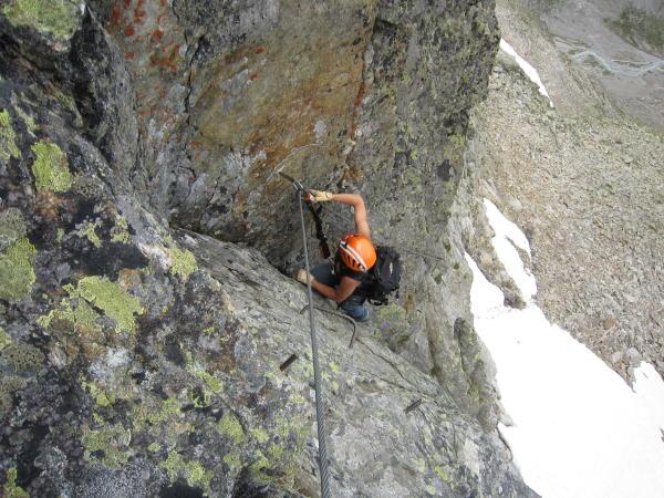 Klettersteig Tierbergli : Gipfelbuch.ch gipfelbuch verhältnisse tierbergli klettersteig