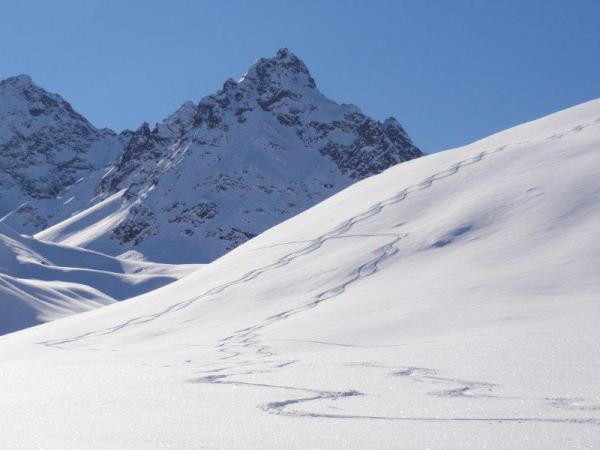 gipfelbuch.ch - Gipfelbuch - TourenFührer - Zimba, 2643 m.ü.M ...