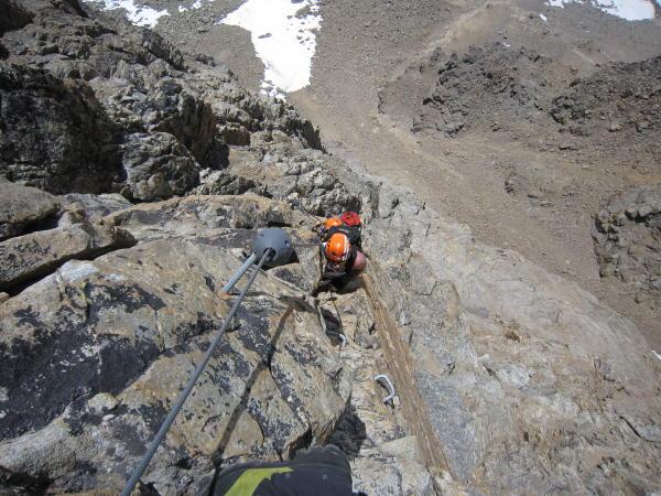 Klettersteig Piz Trovat : Gipfelbuch verhältnisse piz trovat m ü