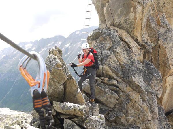 Klettersteig Krokodil : Gipfelbuch verhältnisse krokodil klettersteig
