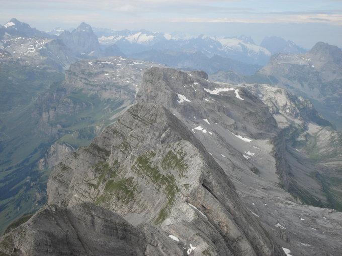 gipfelbuch verh ltnisse ortstock 2717 m m alpine wanderung von der. Black Bedroom Furniture Sets. Home Design Ideas