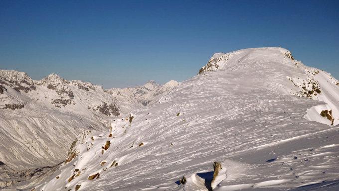 gipfelbuch.ch - Gipfelbuch - Verhältnisse - Grialetsch-Gebiet (3Tage ...