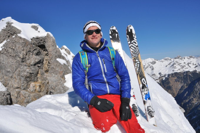 gipfelbuch.ch - Gipfelbuch - Verhältnisse - Rotbühelspitze, 2853 m ...