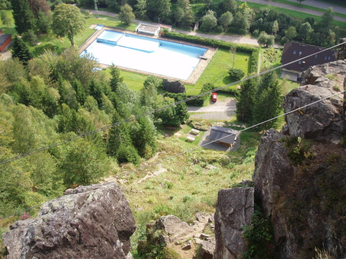 Klettersteig Todtnau : Aufsteiger zeigen standfestigkeit todtnau badische zeitung