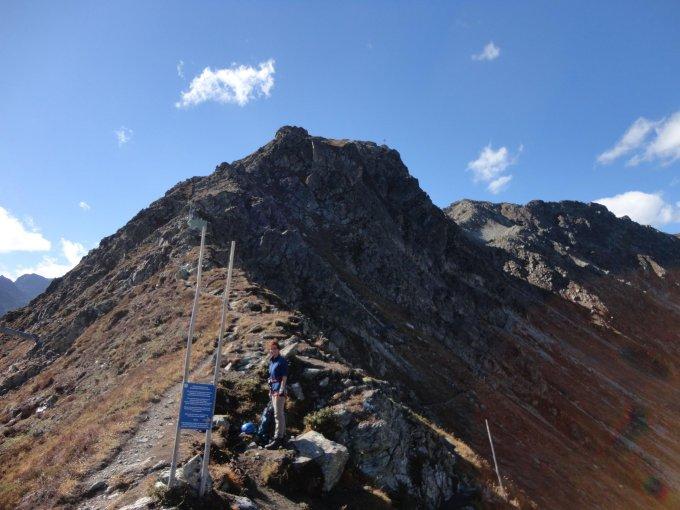 gipfelbuch.ch - Gipfelbuch - Verhältnisse - Kromerscharte, 2800 m.ü ...