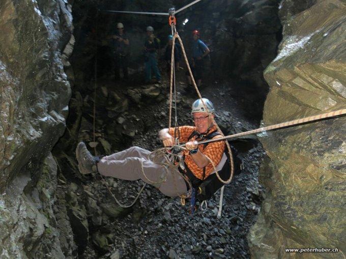 Hexensteig Klettersteig : Hexensteig a k s