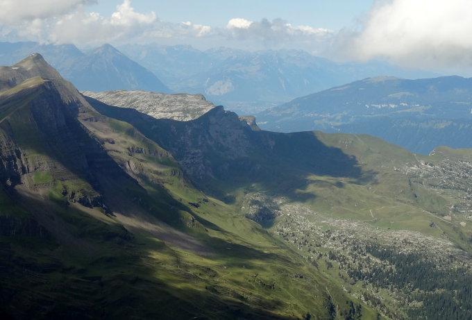 Klettersteig Schwarzhorn : Gipfelbuch.ch gipfelbuch verhältnisse schwarzhorn