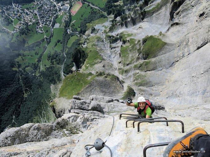 Klettersteig Daubenhorn : Gipfelbuch.ch gipfelbuch verhältnisse daubenhorn 2942 m.ü.m