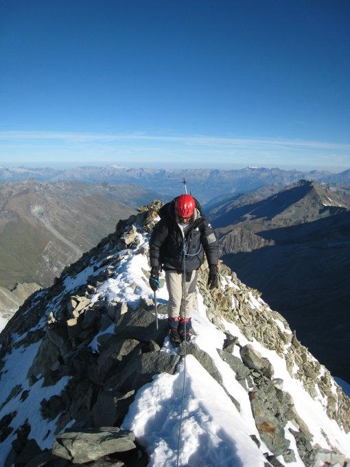 gipfelbuch.ch - Gipfelbuch - Verhältnisse - Zinalrothorn, 4221 m.ü.M ...