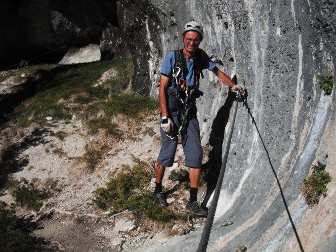 Klettersteig Magnifici Quattro : Gipfelbuch.ch gipfelbuch verhältnisse maerins 2170 m.ü.m