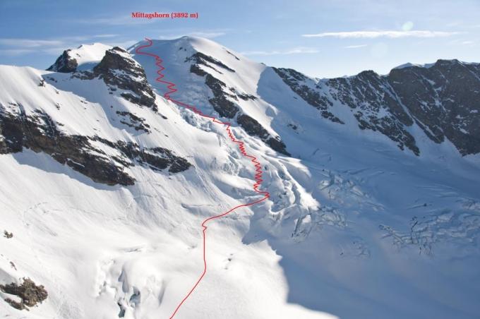 gipfelbuch.ch - Gipfelbuch - Verhältnisse - Langtauferer Spitze ...