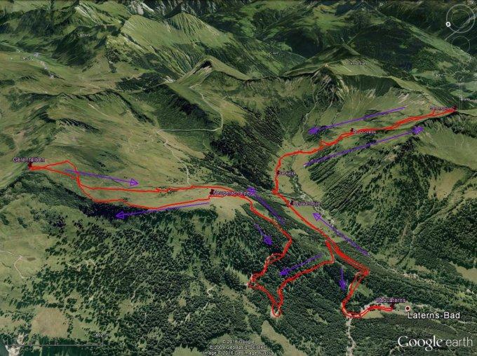 gipfelbuch.ch - Gipfelbuch - Verhältnisse - Gargellner Köpfe, 2482 m ...