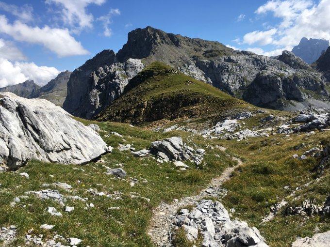 Klettersteig Bälmeten : Gipfelbuch.ch gipfelbuch verhältnisse bälmeten 2416 m.ü.m