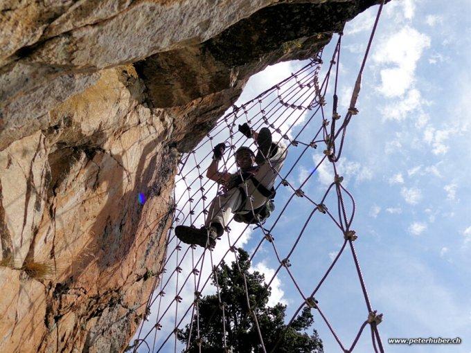 Klettersteig La Resgia : Gipfelbuch verhältnisse klettersteig la resgia