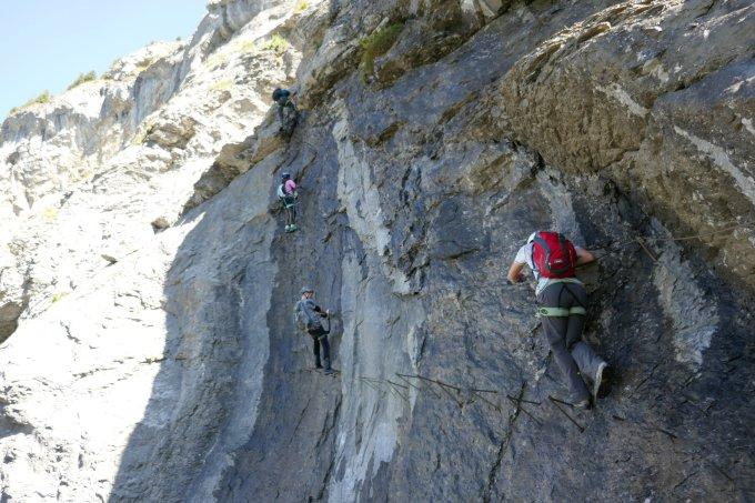 Klettersteig Fürenwand : Gipfelbuch verhältnisse fürenwand m ü