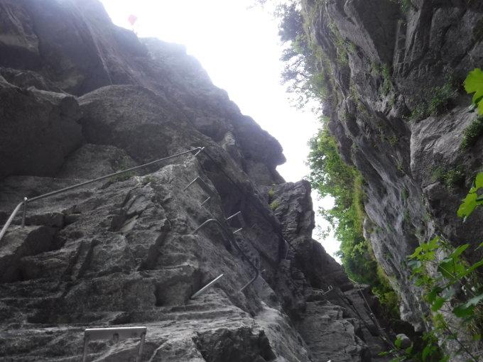 Klettersteig Netstal : Klettersteige für anfänger fünf touren spaß und genuss