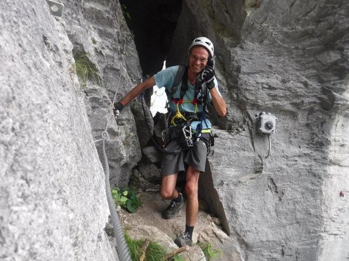 Klettersteig Netstal : Netstal m u tourenberichte und fotos hikr