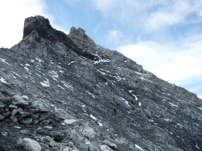 Klettersteig Tabaretta : Klettersteig beschreibung köllenspitz