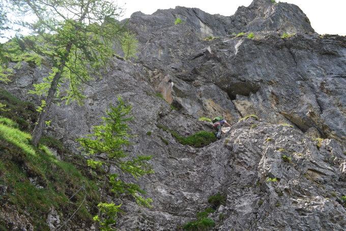 Klettersteig Engstligenalp : Gipfelbuch.ch gipfelbuch verhältnisse engstligenalp chäligang