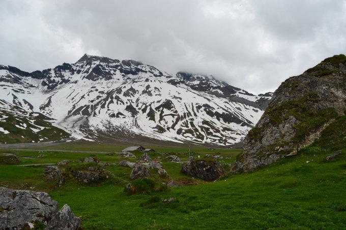 Klettersteig Adelboden : Gipfelbuch.ch gipfelbuch verhältnisse engstligenalp chäligang