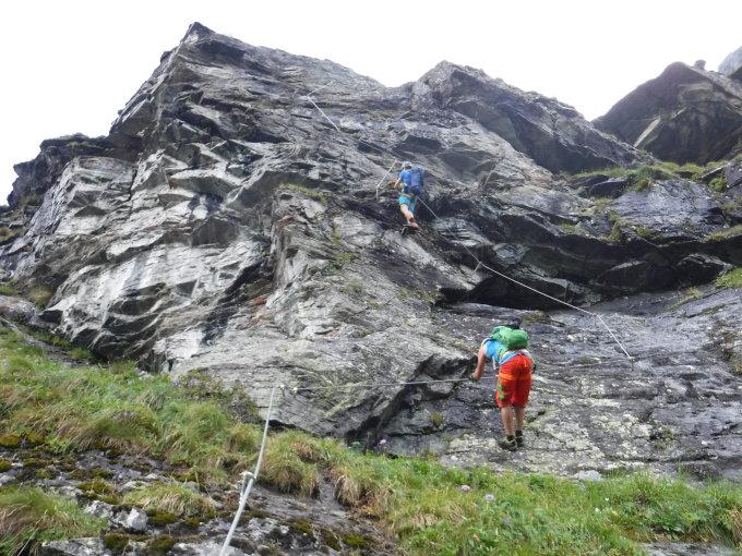 Klettersteig Madrisella : Klettersteige in vorarlberg