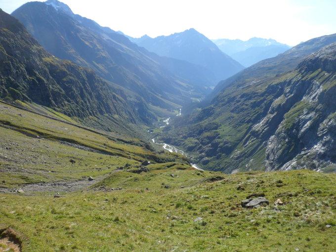 Gross Windgllen, 3187 m..M. - Skitour / Snowboardtour - NE